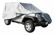 Full Car Cover  fits Jeep Wrangler JK 4 Door 2007-2018 Rough Trail FC10309