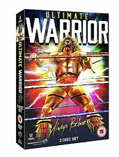 WWE Ultimate Warrior - Always Believe [3x DVD] *NEU*