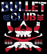 Bullet Club Cody Rhodes American Nighmare Young Bucks Elite Car Decal NJPW WWE