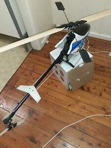 BrandnewCheap gas petrol nitro $350 rc helicopter 1/10 scale brand new