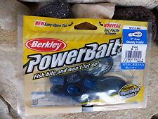 "Berkley Powerbait 3"" 8cm Chunky trailer Bruise della 50% riduce"