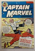 Captain Marvel Adventures #144 (Faucett, 05/53) Dr. Sivana Cover/Appearance!