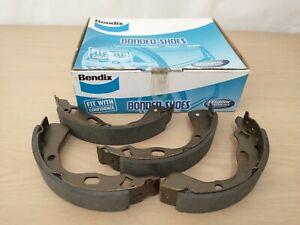 Bendix BS1664 Rear Drum Brake Shoes for Mazda 121 DA DB and Ford Festiva WA