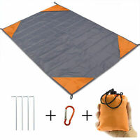 Portable Folding Beach Pocket Blanket Camping Mat Waterproof Outdoor Picnic Mat