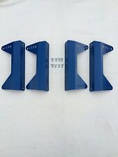 Bucket seat side brackets OMP/CORBEAU/SPARCO trackday,rally&race(2 pair) & bolts