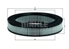 OPEL CORSA A KADETT A B C D E VAUXHALL ASTRA MK2 AND OTHER LX69 MAHLE AIR FILTER