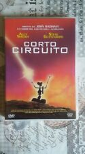 dvd Corto circuito - prima stampa Eagle