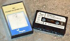 Cassette Audio Jethro Tull - M.U The best of - K7