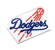 MLB Los Angeles Dodgers LA Baseball P70 Embroidered Iron on Patch High Quality