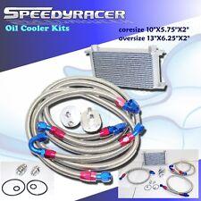 Oil Cooler Kit For Nissan 240SX S13 S14 CA18 350Z 300sx GTR