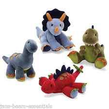 """Gund - Overstock Sale - Dinosaur Sound Toys - T-Rex - Green - 6"""""""