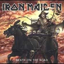 Death on the Road by Iron Maiden (2005, 2 × CD, Album) -FREE SHIPPING-