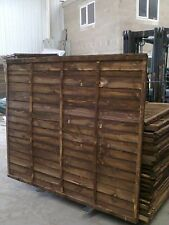 Budget Timber Garden Treated Fence Panels - 6 x 3 (6ft by 3ft)