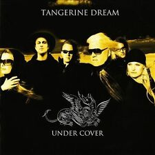Under Cover by Tangerine Dream Edgar Froese (CD, Oct-2012, Cleopatra)