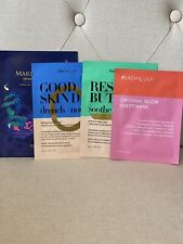 Peach And Lily Super Reboot Face Masks. Qty 4 New In Opened