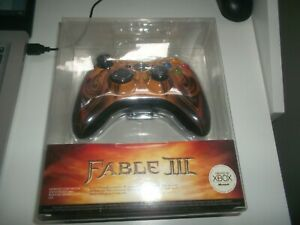 * NEW AND SEALED * FABLE 3 III MICROSOFT XBOX 360 WIRELESS CONTROLLER