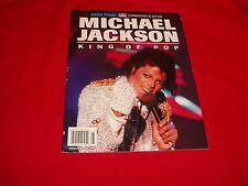 Michael Jackson Usa Today Commemorative Edition Magazine 2009