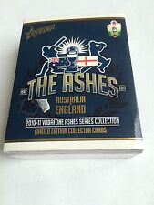 Select 2010-11 Vodaphone Ashes Series Limited Edition Card Set (50) - Rare