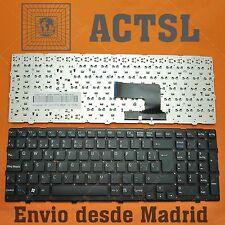 KEYBOARD SPANISH for SONY VAIO PCG-71811L Without Frame