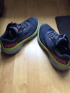 Hoka One One ATR 6 Trail Running Shoes Size 10 Wide