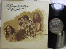 Rock Lp The Mama'S & The Papa'S People Like Us On Dunhill