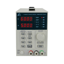 Wavecom 60V 5A Digital Power Supply - PS-6005D