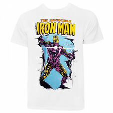 Iron Man T-Shirt White
