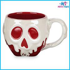 Disney Snow White Poisoned Apple Sculptured Ceramic Mug brand new