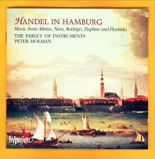 Peter Holman & The Parley of Instruments - Handel in Hamburg - 1997 UK CD
