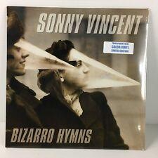 Vincent, Sonny - Bizarro Hymns LP Record Vinyl - BRAND NEW - Blue Vinyl