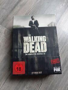 The Walking Dead - Staffel 1-6 Box - Uncut[27 DVDs] (2017)