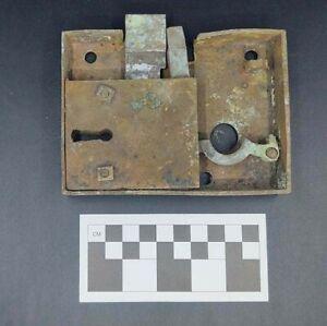 Historic Artifact Lock Plate Treasure Ship S.S. New York 1846 Shipwreck w/ COA