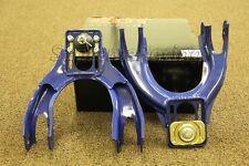 RDT 1992-1995 Honda Civic Front Upper A-Arm control Arm Camber Kit Blue EG