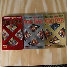 X-Men Mutant Empire Complete Series by Christopher Golden (1996, Paperback)