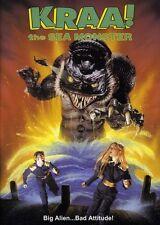 Kraa! The Sea Monster (2013, DVD NEUF)