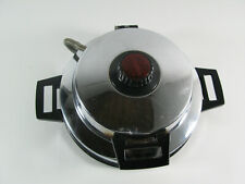 Maybaum Vintage Waffeleisen Chrom Waffelautomat Typ 563 A 1000 Watt
