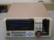 Ando AQ2140 Optical Multimeter w  AQ2732 Sensor Unit