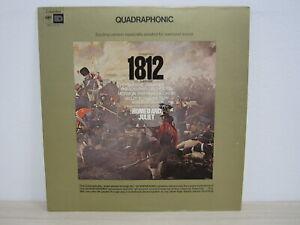 LP-  Tchaikovsky - Eugene Ormandy, Philadelphia Orchestra*, Mormon Quadraphonic
