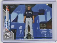 2020 Topps Series 1 MARIANO RIVERA Photo Image Variation SP YANKEES #161