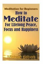 Mindfulness Meditation, Law of Attraction,Habits Book 2: Meditation for...