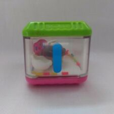 """Fisher Price Peek A Boo Block Alphabet Letter """"I"""" Ice Cream Replacement Toy"""