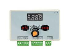 Regulador de velocidad de motor paso a paso reversible * Controlador de señal de pulso * versión LED