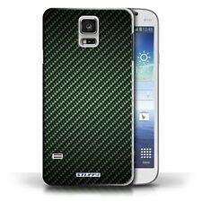 Étuis, housses et coques verts Samsung Samsung Galaxy S5 pour téléphone mobile et assistant personnel (PDA)