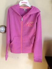 Girls juicy couture Full Zip Hoodie/ Size: S(7/8) NWT