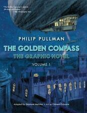 The Golden Compass Graphic Novel, Volume 1 (His Dark Materials)-ExLibrary