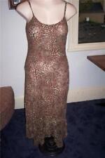 Animal Print Asymmetric Hand-wash Only Dresses for Women