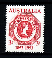 AUSTRALIA 1953 FIRST CENTENARY OF TASMANIA POSTAGE SG271  MNH