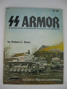 Squadron/Signal Publication #6014 SS Armor by Robert Stern 1978