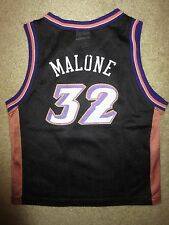 Karl Malone #32 Utah Jazz NBA Nike Jersey Toddler 6T M 5-6