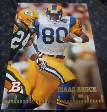 1994 Bowman Football #68 Isaac Bruce Rookie
